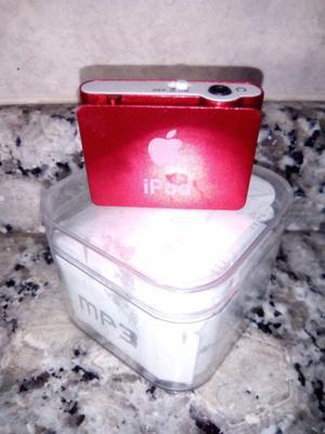 iPod Apple Mp3 Mini Shuffle Incluye Memoria Micro Sd de 4Gb