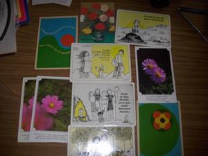 vendo lote de postales antiguas
