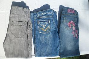 3 JEANS PARA MUJER OFERTA