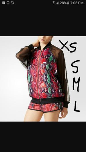 Campera Adidas de mujer nueva con Etiquetas y original