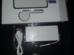 Cargadores portatiles power bank