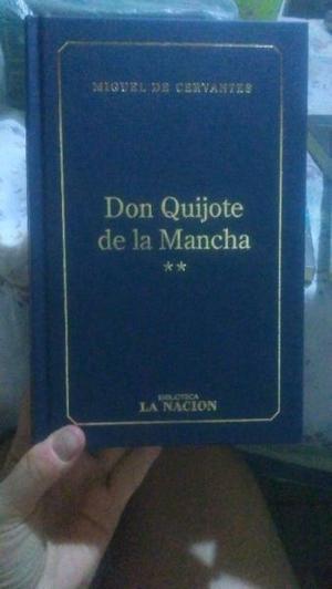 Libro El Ingenioso Hidalgo Don Quijote De La Mancha Tomo 2