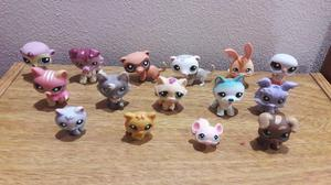 Littlest Pet Shop X 5 Original Hasbro