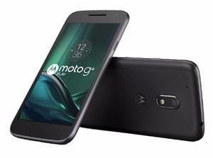 Motorola Moto G4 Play 2gb R 4g 16gb 5 Hd Libre + Film Vidrio