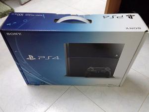 Playstation 4 Slim 500 gb mas 4 juegos recibo permuta hasta