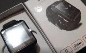 RELOJ SMARTWATCH ENLACE MP3,WHATSAPP,FB