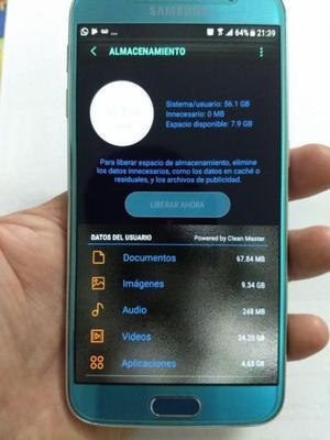 Samsung Galaxy S6 64GB Libre de Fabrica