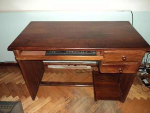escritorio de algarrobo para pc