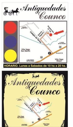 COMPRA Y VENTA DE ANTIGUEDADES EN SAN MARTIN DE LOS ANDES