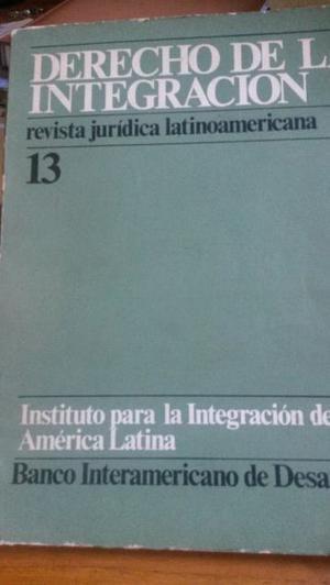 Derecho de la integracion 13