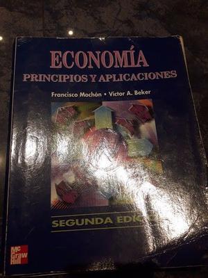 Mochon y becker economia principios y aplicaciones