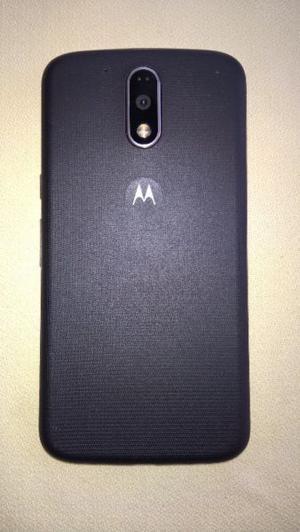 Moto G4Plus. 4GLTE, 16GB RAM, Libre de Fábrica, Color negro