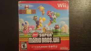 New Super Mario Bros Wii - Original - Usado - Ntsc