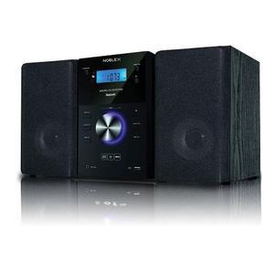 Noblex Mm43bt Minicomponente 400w Cd Mp3 Usb Am/fm Bluetooth