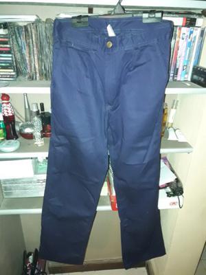 Pantalón hombre ombu NUEVO T 40