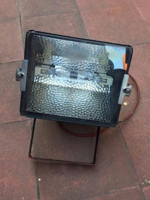 Reflector para exterior o interior de 150 watts