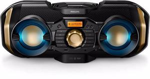 Reproductor Cd Philips Px840t/77 Mp3 Am Fm Bluetooth Usb