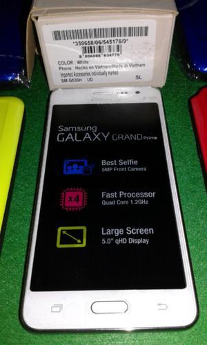 Samsung Galaxy Grand Prime libre nuevo en caja