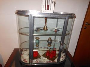 Repisa vitrina para colecciones jugetes posot class - Vitrinas de cristal para colecciones ...