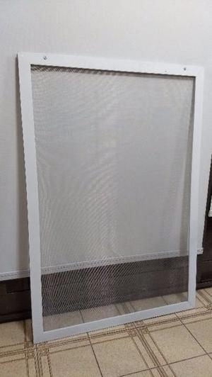 Vendo MOSQUITEROS Aluminio blanco
