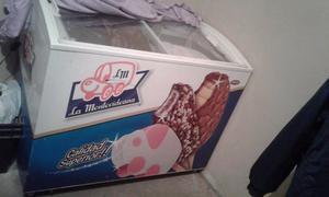 Vendo freezer para helados