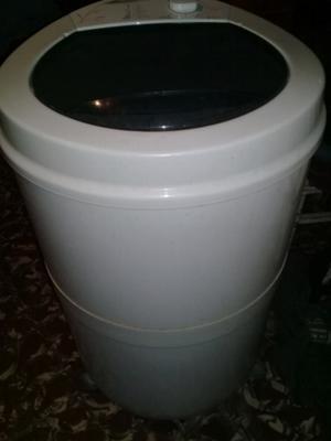 Vendo lavarropas patriot drean casi sin uso.. impecable ver