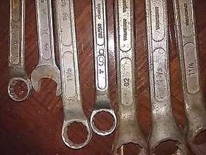 Vendo llave bahco original casi sin uso por las medidas