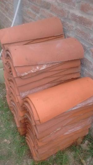 Vendo tejas colonial usadas