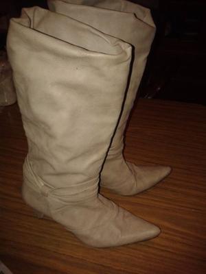botas de mujer talle 37