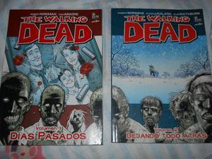 the walking dead tomo 1 y 2