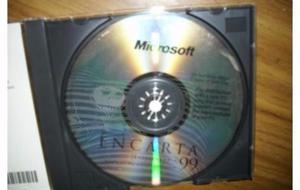 vendo cd encarta 98 y 99