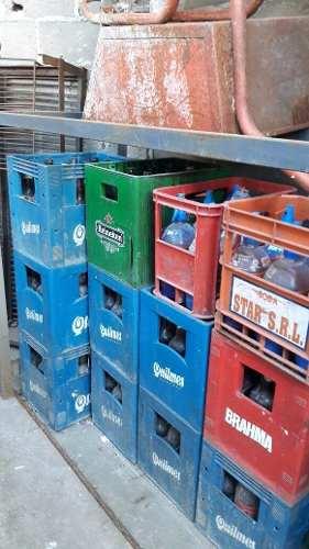 Cajones De Cerveza Y Gaseosa Retornable