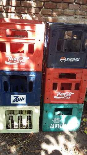 Cajones Gaseosa Coca,cerveza Lote