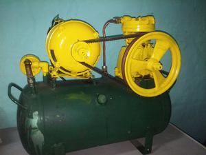 Compresor de aire chiquito 25 litros