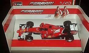 Ferrari F1 Formula 1 Vettel Sf-15T Burago 1/43 Nuevo Sin