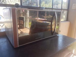 Horno microondas grill y horno electrico liquido