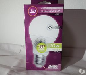 Lámpara Led 10W BAW 220V E27 EQUIVALE A 65W