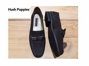 Mocasin marca HUSH PUPPIES. Muy poco uso.