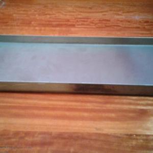 Planchas/biferas de 3.2 mm de espesor