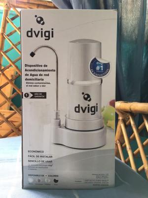 Purificador de agua dvigi