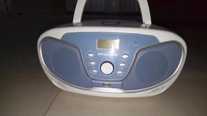 RADIO PHILCO USB MP3 REPRODUCTOR DE CD RADIO AM FM