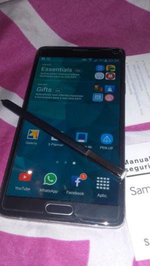 Samsung Galaxy Note 4 4G SM-N910U libre en caja