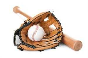 Set Kit Softball - Bate + Pelota + Guante - Gymtonic