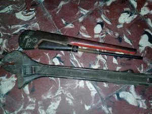 Vendo 2 llaves originales bahco industria arg. La más