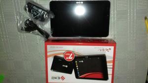 Vendo Tablet exo nueva con accesorios y caja