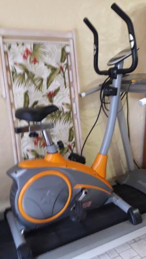 Vendo bicicleta fija Semikon