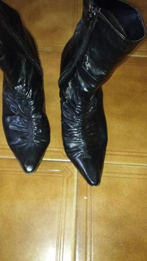 Vendo botas usadas