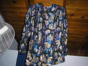 chaqueta de fiesta talle 50
