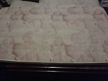 colchon cama funcional bebe 80x145alto 8cm poco uso
