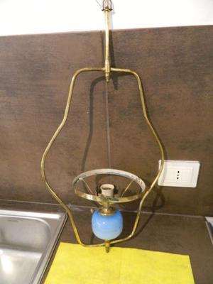 Antigua lampara colgante